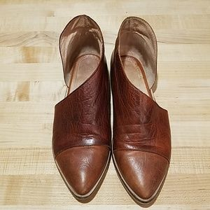 Free People Royale Flats size 37 or US 7